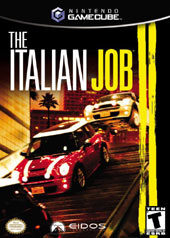 The Italian Job for GameCube