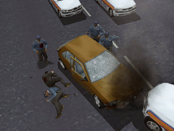 The Getaway for PS2 image