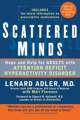 Scattered Minds by Lenard Adler