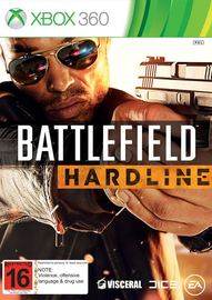 Battlefield Hardline for X360
