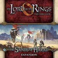 Lord of the Rings LCG: The Sands of Harad - Expansion Set