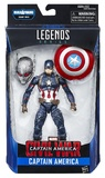 Marvel Legends: Civil War Action Figure - Captain America