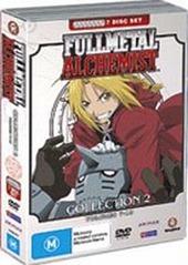 Fullmetal Alchemist Collection 2 (V7-13) (Fatpack) on DVD