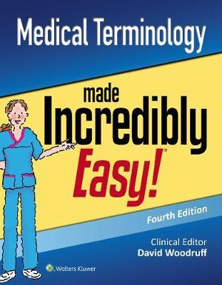 Medical Terminology Made Incredibly Easy by Lippincott Williams & Wilkins image
