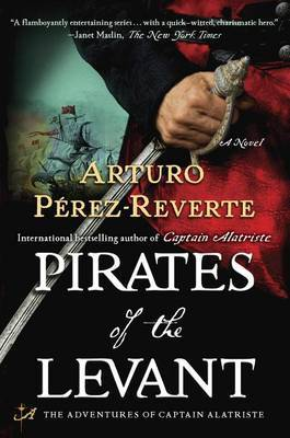 Pirates of the Levant by Arturo Perez-Reverte image