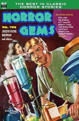 Horror Gems, Volume Two, Joseph Payne Brennan and others by Fritz Leiber image