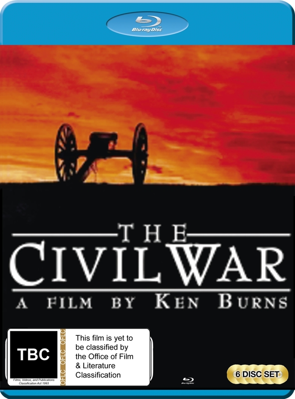 The Civil War: A Ken Burns Film - Remastered Edition on Blu-ray