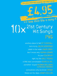 GBP4.95 - 10 21st Century Hit Songs image