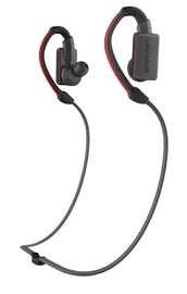 Braven: Flye Sport Power Earbuds - Grey/Red