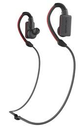 Braven: Flye Sport Power Earbuds - Grey/Red
