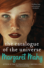 The Catalogue of the Universe by Margaret Mahy