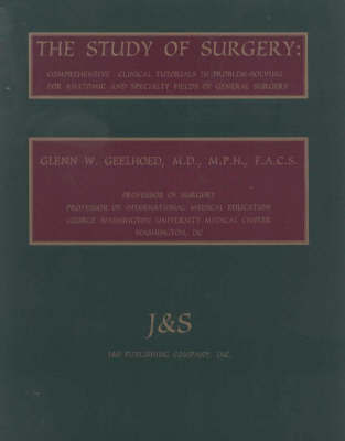 The Study of Surgery by Glenn W. Geelhoed image