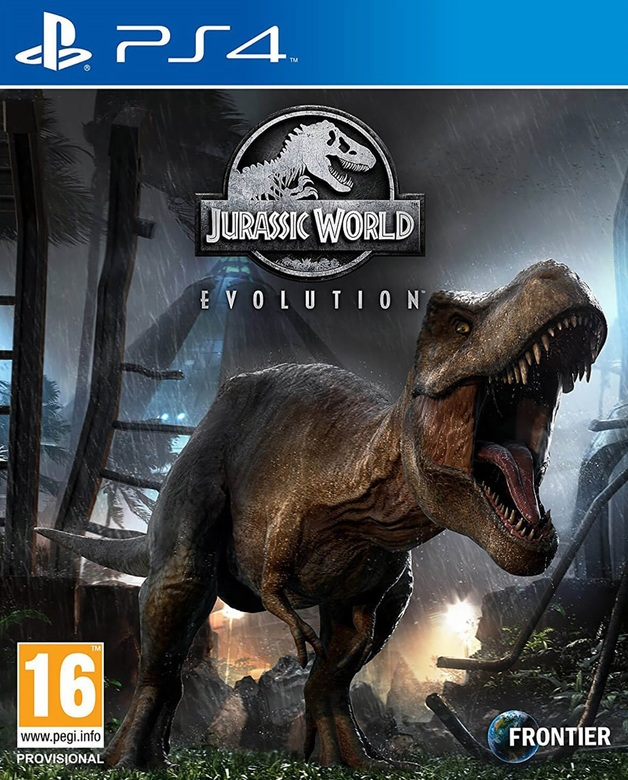 Jurassic World Evolution for PS4