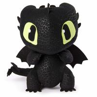 How to Train Your Dragon: Toothless - Squeeze & Growl Plush