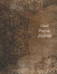 Client Profile Logbook by Matt Blank