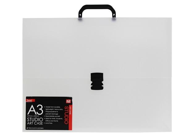 Jasart: Art Case - Clear (A3)