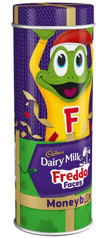 Cadbury Buttons/Freddo Money Box (120g)