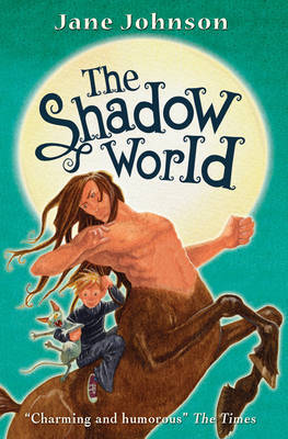 The Shadow World by Jane Johnson image