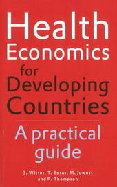 Health Economics for Developing Countries by S. Witter image
