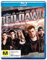 Red Dawn on Blu-ray, DC