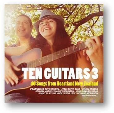 Ten Guitars 3 (2CD) by Various