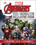 Marvel the Avengers: The Ultimate Character Guide (Updated) by Dorling Kindersley
