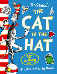 The Cat in the Hat Sticker Activity Book by Dr Seuss
