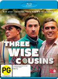 Three Wise Cousins on Blu-ray