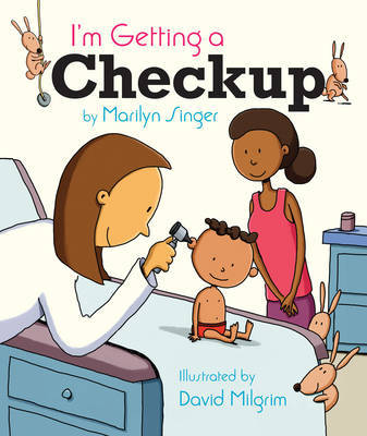 I'm Getting a Checkup by Marilyn Singer image