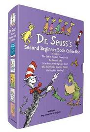 Dr. Seuss's Beginner Book Collection No. 2 (Boxed Set) by Dr Seuss
