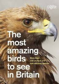 The Most Amazing Birds to See in Britain: More Than 120 Unusual and Eye-Catching Species by Reader's Digest image
