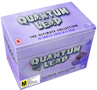 Quantum Leap The Ultimate Collection on DVD
