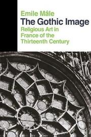 The Gothic Image by Emile Male