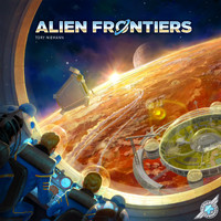 Alien Frontiers - 5th Edition Board Game