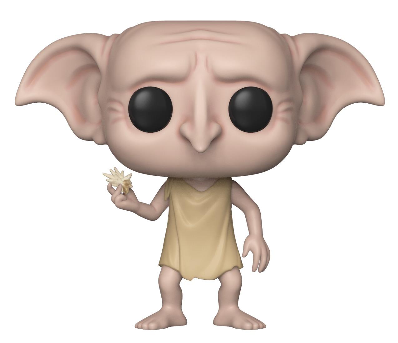 Harry Potter - Dobby (Snapping Fingers) Pop! Vinyl Figure image