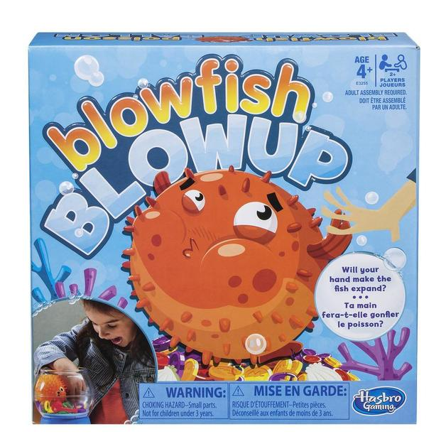 Blowfish Blowup - Children's Game