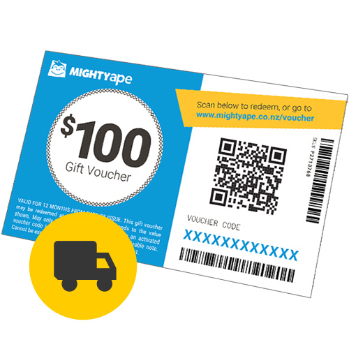 Mighty Ape $100 Gift Voucher