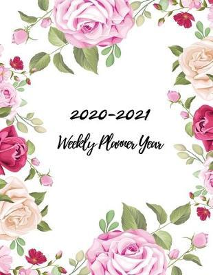 Weekly Planner Year 2020-2021 by Mary Hill