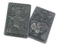 Fallout: Replica Perk Card - Endurance