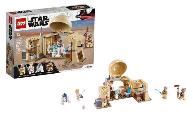 LEGO Star Wars: Obi-Wan's Hut - (75270)