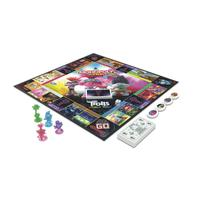 Monopoly Junior - Trolls World Tour Edition image