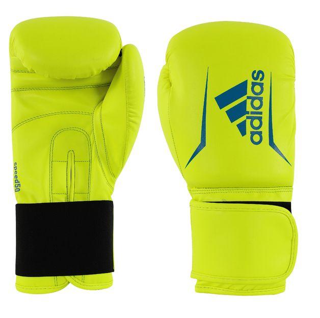 Adidas: Speed 50 - Solar Yellow/Dark Blue - 14oz