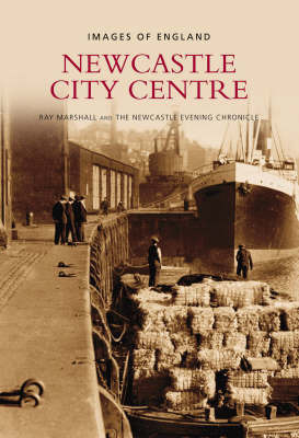 Newcastle City Centre by Ray Marshall