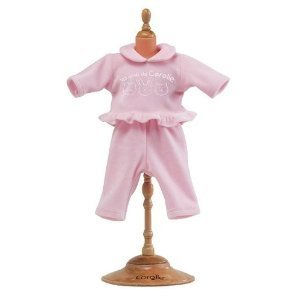 Corolle: Classique 36cm Doll Clothing - Pink Jogging Set