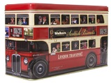 Walkers: London Bus Assorted Shortbreads - 450g