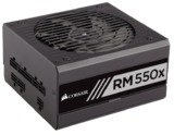 550W Corsair RM550x Fully Modular Gold Rated PSU