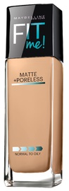 Maybelline Fit Me Matte and Poreless Foundation - Natural Beige (30ml)