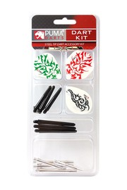 Puma: Dart Accessory Kit (Shafts, Flights, Flight Protectors)
