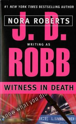 Witness in Death (In Death #11) (US Ed.) by J.D Robb image