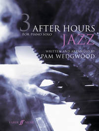 After Hours Jazz 3 by Pam Wedgwood